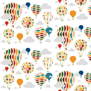Air-balloons white
