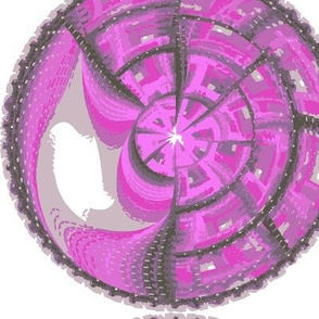 Traditional shape circle