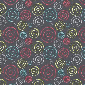 Circles forming circles
