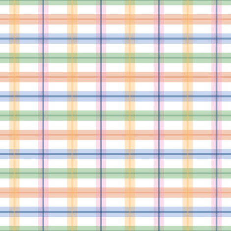Richard's Plaid fabric by the_wookiee_workshop on Spoonflower - custom fabric