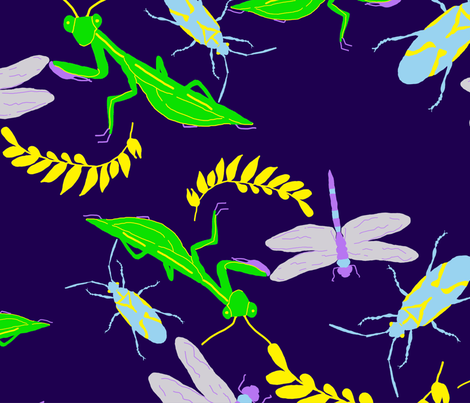 PrincessAwesome fabric by tajiya on Spoonflower - custom fabric
