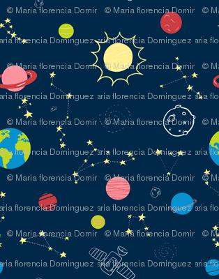 space-pattern