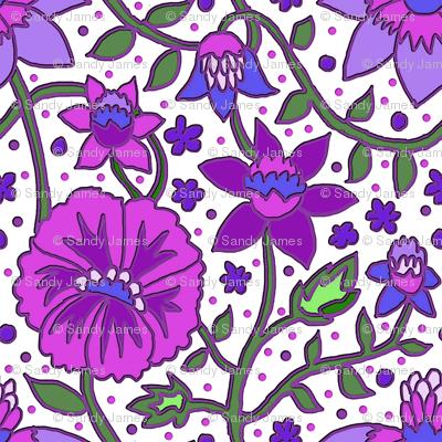 wallflowers 7 6x6