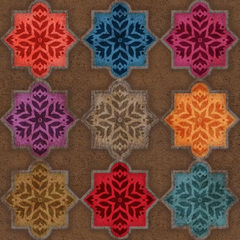 Marrakesh - small fabric by malibu_creative on Spoonflower - custom fabric