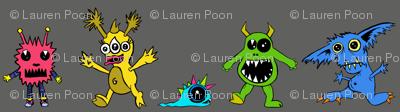 Monsters Mash