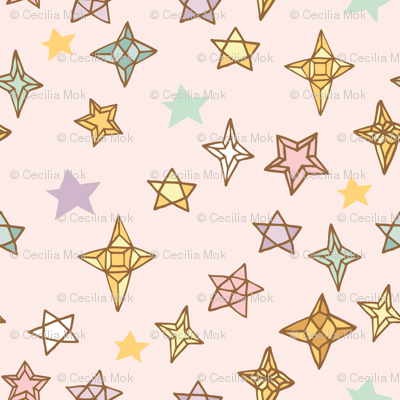 Be Awesome Stars {Petal}
