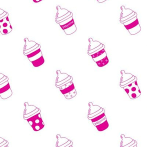 babyccino - pink