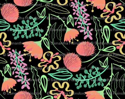 Final-pastel-abstract-flower-black-spoonflower_preview