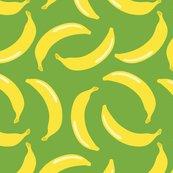 Rfruits_banana_scattered_green_bg_seaml_stock_shop_thumb