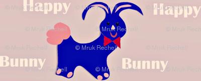Happy Bunny-ed