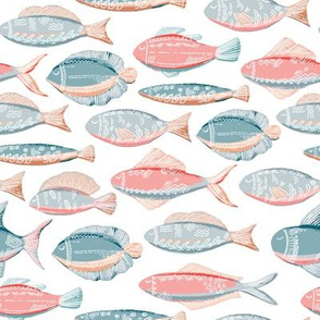 Summer Fishes