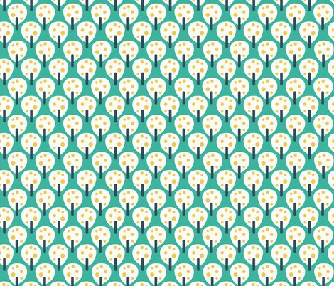 Rretro_trees_teal_bg_stock_shop_preview