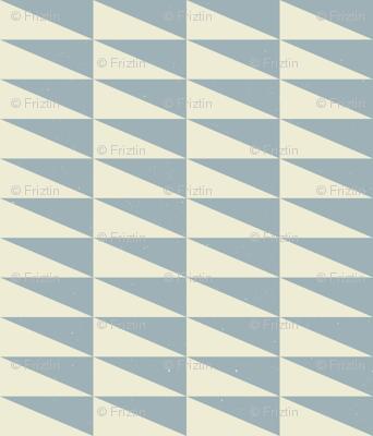 Dual Triangles M+M Slate Tan by Friztin