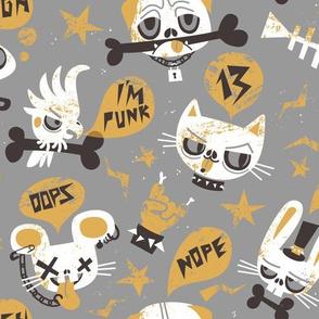punky pets