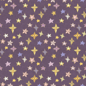 Be Awesome Stars {Amethyst}