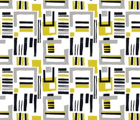 Curry Up! fabric by elizabeth_hale_design on Spoonflower - custom fabric
