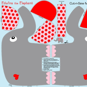 Elephant Valentine Collection