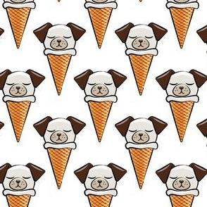 dog cones - icecream cones dogs