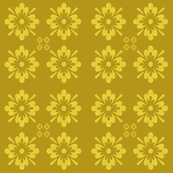 FOUR FLOWERS GOLD