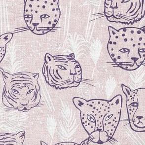 Paradisio Big Cats (blush) MED