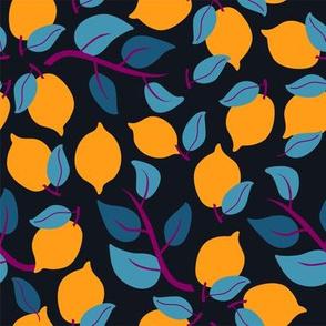 Lemons - Dark
