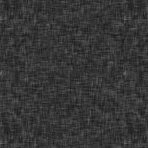 black linen solid