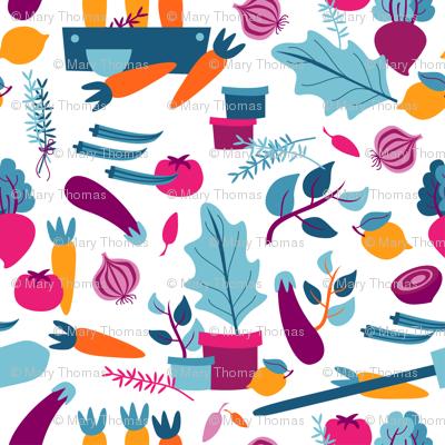 Garden Harvest - Day