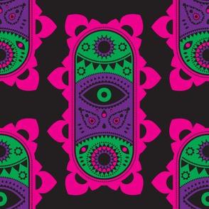 Tribal Long Eye