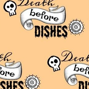 Death Before Dishes
