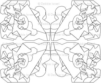 10-layers Mirrored