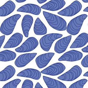 Periwinkle Mussel Large-01