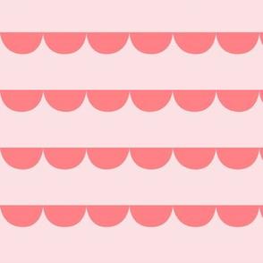 Bunny Polaroid - Coordinate pink