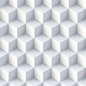 3d cubes pattern