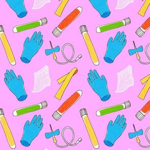 Phlebotomy Tools - Pink Variant