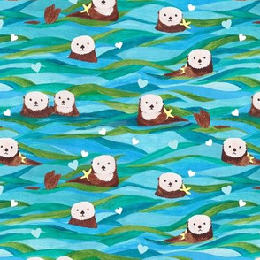 Significant Otters // small