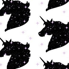 Sparkly Unicorn