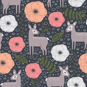 deer blooms