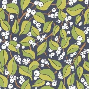 Snowberry - Green