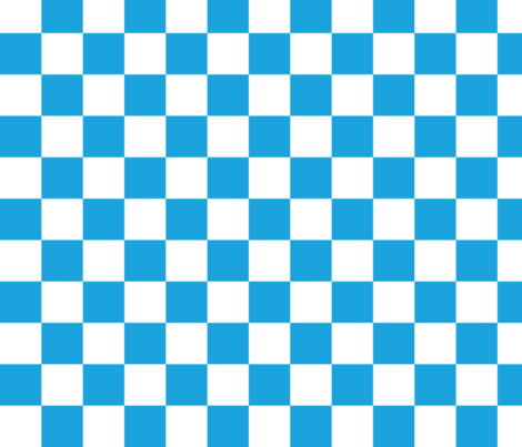 Oktoberfest Bavarian Blue and White Checkerboard fabric by paper_and_frill on Spoonflower - custom fabric