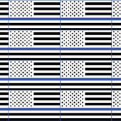 BACK-THE-BLUE-FLAG-ROWS