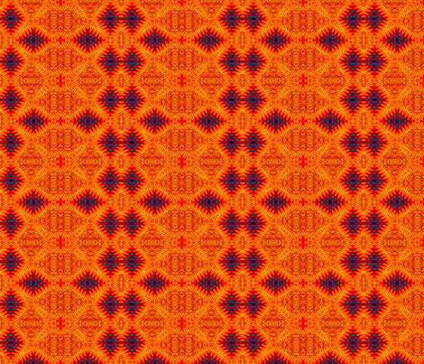 Volcanic Hot Spots fabric by just_meewowy_design on Spoonflower - custom fabric