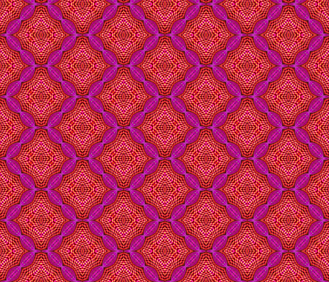 Hot Ripples fabric by just_meewowy_design on Spoonflower - custom fabric