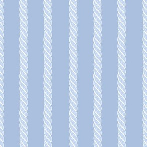 Adrift Nautical Stripe blueberry 3