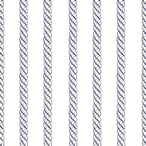Adrift Nautical Stripe ink 1