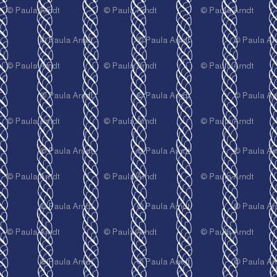 Adrift Nautical Stripe ink 2