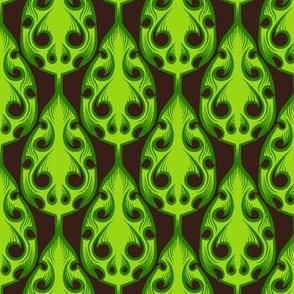 Garden Leafy Green