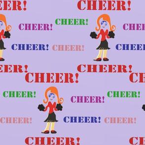 Cheer-ed