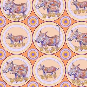 Warthog Circles