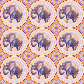Elephants in Circles