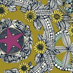 cirque fleur jalapeno grape star